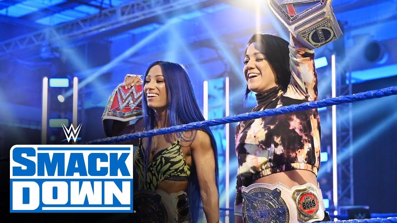 Bayley & Banks proclaim end to Women's Evolution with new era of greatness: SmackDown