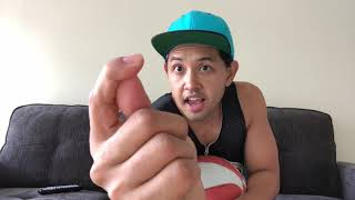 Tutorial: How To Spin A Basketball On Your Finger