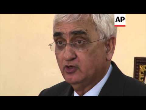 Indian FM comments on reconciliation with Tamils, release of fishermen