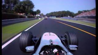 F1 2000 Italy Onboard HighLights