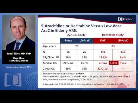 Acute Myeloid Leukemia (Case Study)