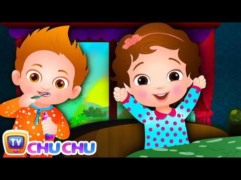 Wake Wake Wake Up Now Early In the Morning | Good Habits Nursery Rhymes For Children | ChuChu TV