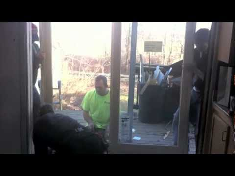 Sliding French Doors in Dallas