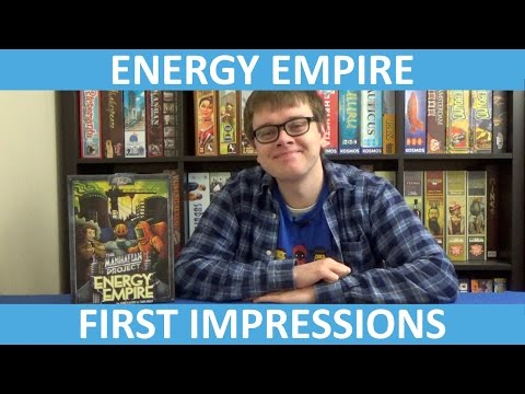 The Manhattan Project: Energy Empire - First Impressions