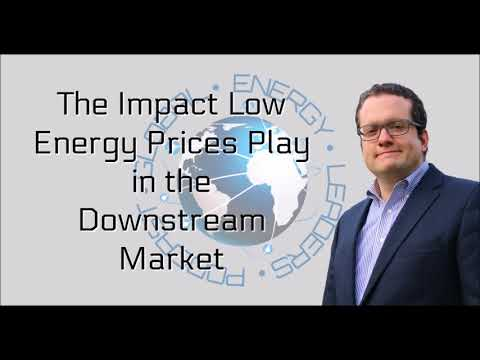 Episode 72 - The Impact Low Energy Prices Play in the Downstream Market - Alfonso Colombano