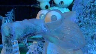 Выставка ,фестиваль ледяных скульптур в Спб \Exhibition ,ice sculpture festival
