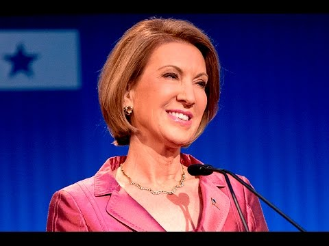 Carly Fiorina Has Some Deep Thoughts On Progressives For Us