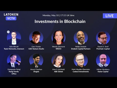 Investments in Blockchain
