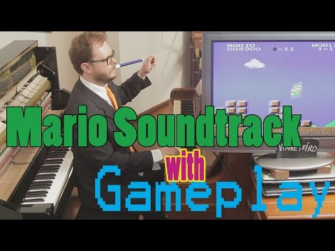 Super Mario Bros Acoustic Soundtrack