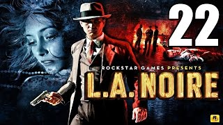 LA Noire Gameplay Playthrough #22 - The Gas Man (PC)