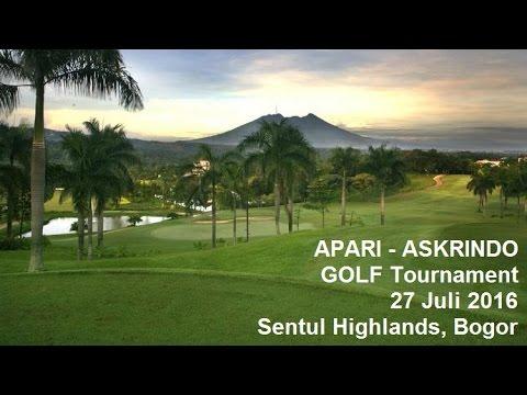 APARI - ASKRINDO Golf Tournament 27.07.2016