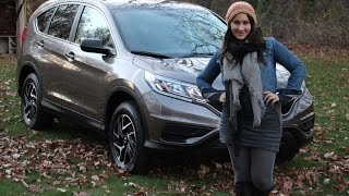 2016 Honda CR-V SE Review and Test Drive | Herb Chambers(Hear what Honda Laura thinks about the 2016 Honda CR-V SE. Tell us how you feel in the comments. △△SUBSCRIBE△△ Click
