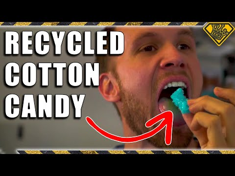 Can Cotton Candy Become Cotton Candy?