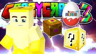 Oops Club Minecraft Crazy Craft 3.0 - Tập 29: PANDORA, SURPRISE EGG VÀ LUCKY BLOCK