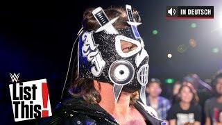 5 vergessene Maskenträger unter den Superstars – WWE List This! (DEUTSCH)