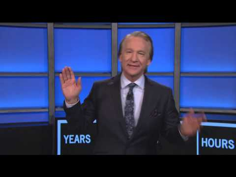 Real Time with Bill Maher: Monologue - January 23, 2015 (HBO)