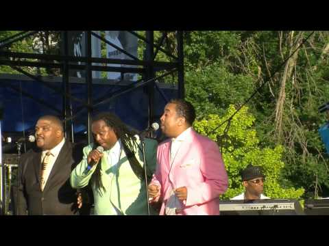 "Encore Performs @ The Dusable Musuem ""Pride and Joy"" by Marvin Gaye"