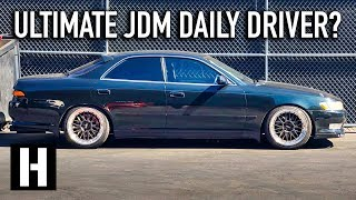 Freshly Imported: Roncar's 1jz Powered Highway Sleeper JZX90 Mark II