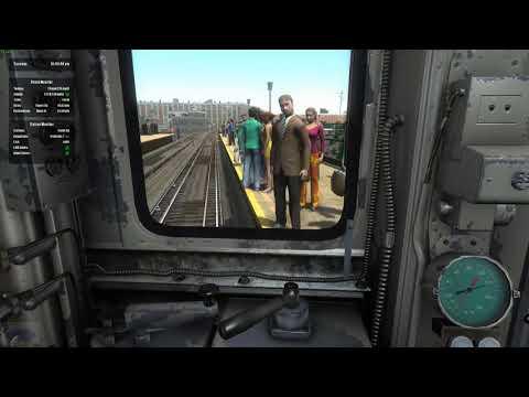 World Of Subways 4 – New York Line 7