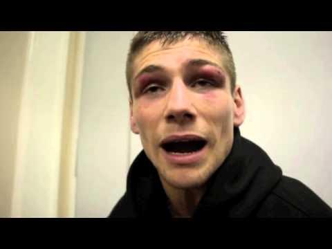 CHRIS JENKINS (PRIZEFIGHTER CHAMPION) POST FIGHT INTERVIEW / LIGHT-WELTERWEIGHTS 3