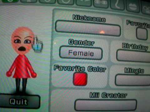 How to make a minion mii doovi - Wii sports resort table tennis cheats ...
