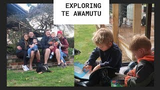 DAY IN THE LIFE TRAVEL: EXPLORING TE AWAMUTU, NEW ZEALAND