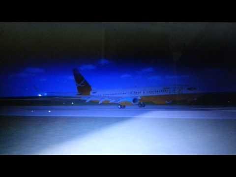 Fsx landing at batam