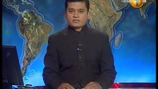 News 1st Lunch time Shakthi TV 1PM 05th November 2014