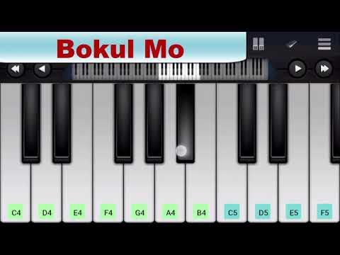 Tera Yaar Hoon Main(2018) [HINDI] (Arijit Singh) Piano Notes / Android Mobile piano tutorial