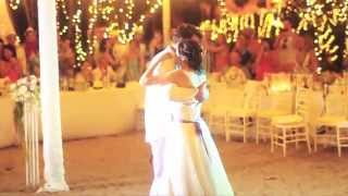 Salsa Bollywood Wedding Dance
