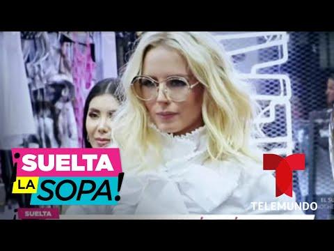 Tania Ruiz Aclara Si Le Fue Infiel A Peña Nieto Con Valentino Lanús   Suelta La Sopa