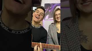Arslan - ТЫ ГОРИШЬ КАК ОГОНЬ - Кавер на гитаре видео