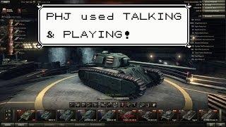 "Live commentary // BDR, ARL 44 + AMX M4 / ""We"