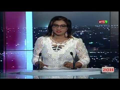 JT Officiel 20H de la RTS1 du dimanche 19 mars 2017