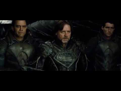 Man of Steel - Krypton [Part 1] Rus sub
