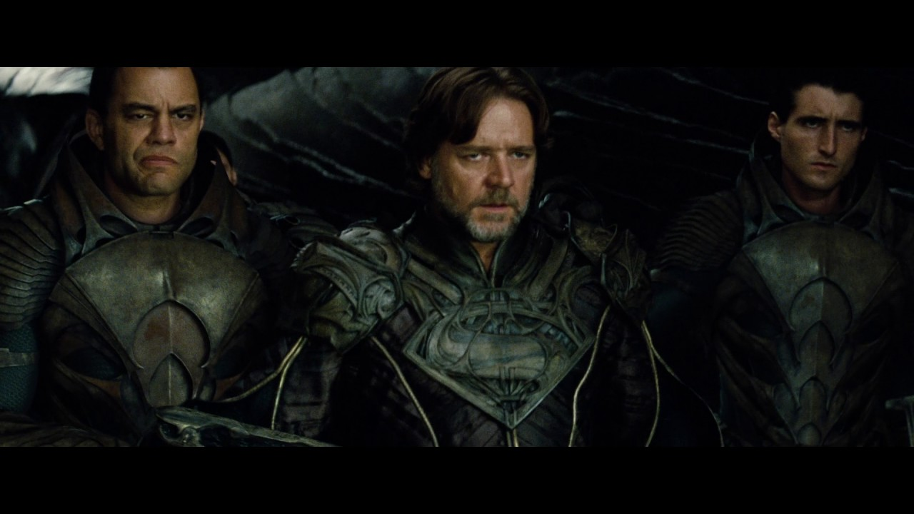 Download Man of Steel - Opening (Krypton) [Part 1]