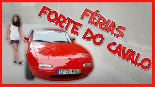 [CARVLOG #10] Férias no Forte do Cavalo