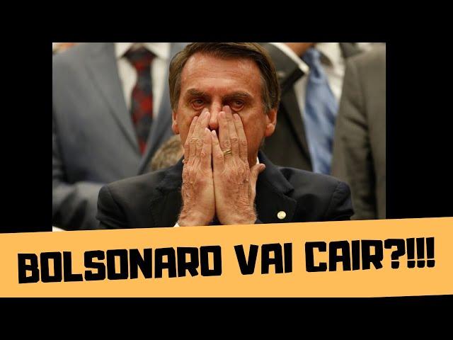 BOLSONARO VAI CAIR ANTES DO FIM DO MANDATO?! Henry responde