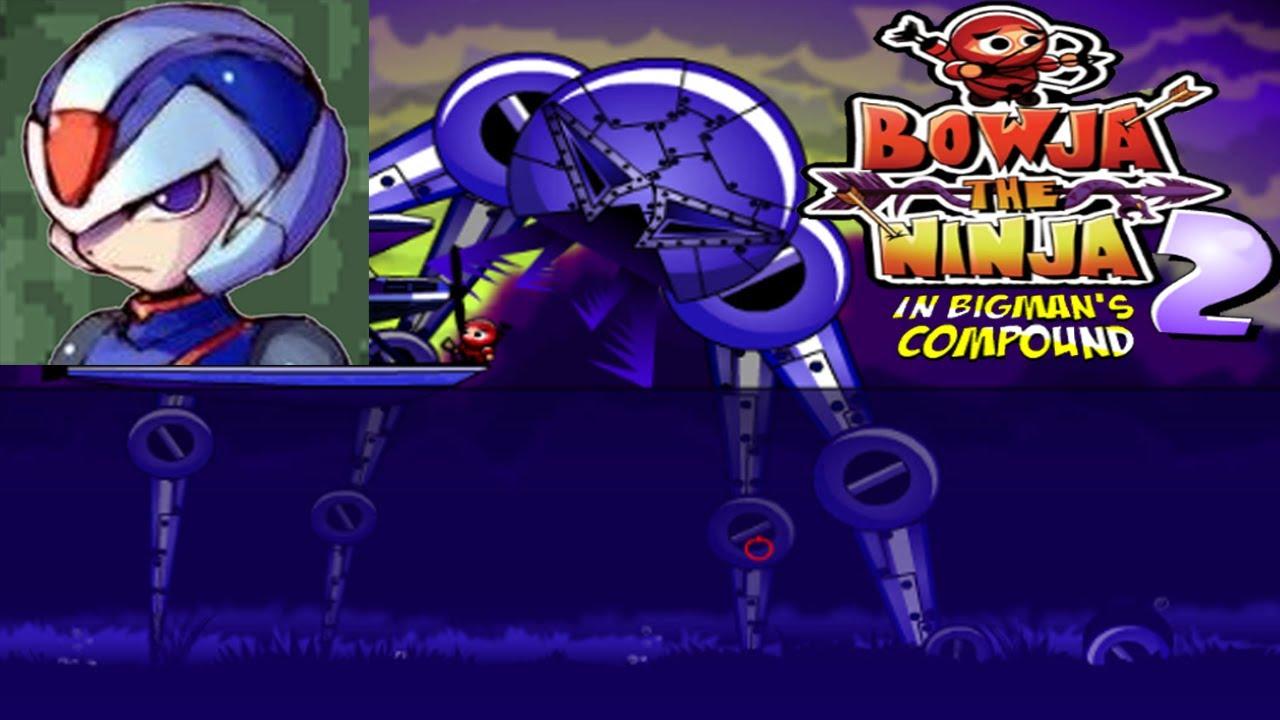 bow ninja 2 game