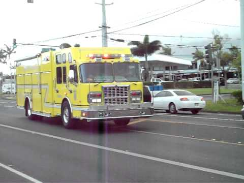 Maui County FD (HI) Rescue 10.mov