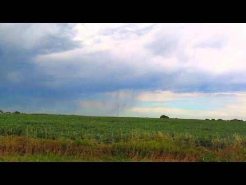Rain Storm in Nebraska