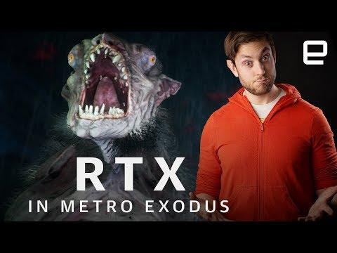 Is NVIDIA's RTX in Metro Exodus worth it? | Upscaled