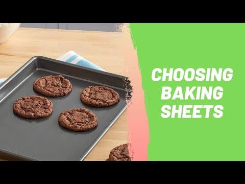 Choosing Baking Sheets