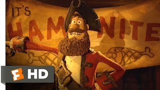 the pirates band of misfits 110 movie clip ham nite 2012 hd