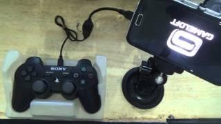 Cara Connect Controller PS3 ke Handphone Android TANPA ROOT