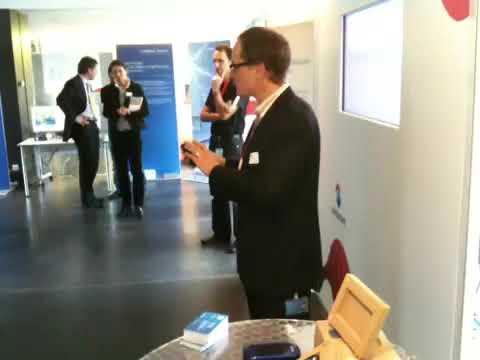 Swisscom présente le Blue Earth de Samsung 11/10/2009 02:12 #swisscom #Samsung gt s7550