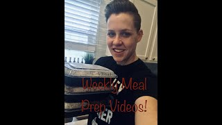 "Announcement: Hayley ""The Hailstorm"" Weekly Meal Prep Videos!"
