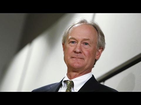 I applaud Trump trying to find common ground with Russia – Lincoln Chafee