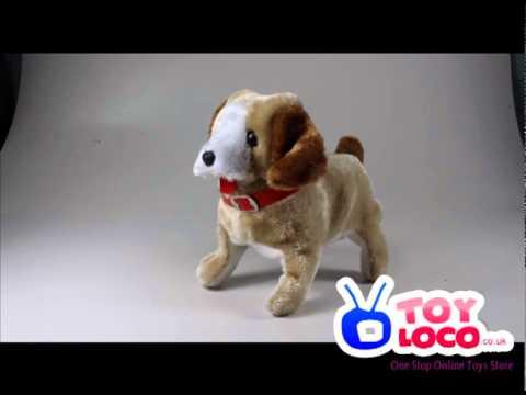 uk battery operated jumping dog