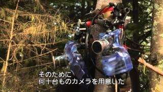 映画「猿の惑星:新世紀(ライジング)」特別映像(WETA-Pushing Forward)